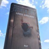 Lars Kepler - Lovec králikov