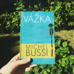 Michel Bussi - Vážka