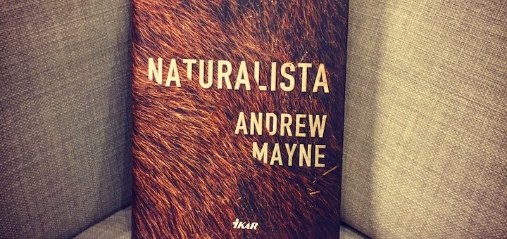 Andrew Mayne - Naturalista