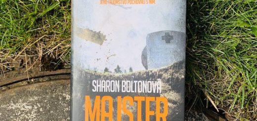 Sharon Bolton - Majster